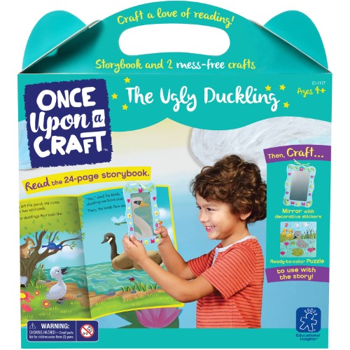 Educational Insights - EI1117 | Once Upon A Craft: The Ugly Duckling