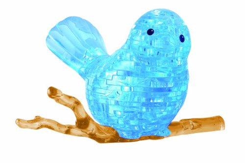 BePuzzled 3D Crystal Puzzle Level 2 Bird - 30946