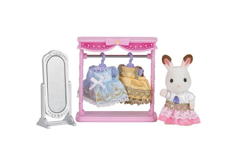 Calico Critters - CF1722 | Dressing Area Set