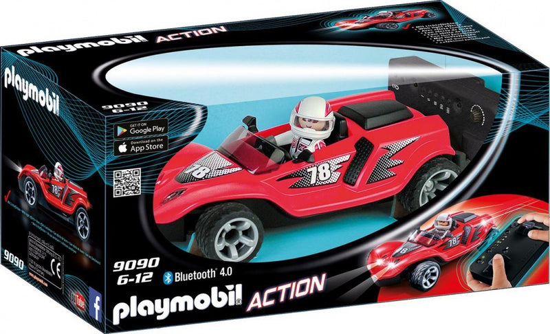 Playmobil - 9090 | Action: RC Rocket Racer