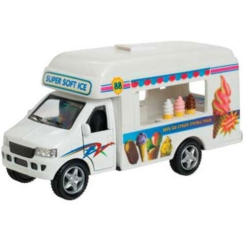 Toysmith - 2579 | Ice Cream Truck - Die Cast - 2579