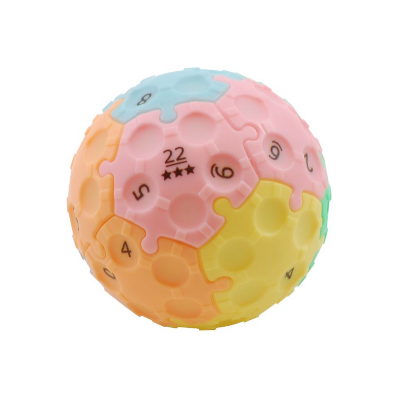3D-JP - L1020 | Sudoku 3D Ball Intermediate #20