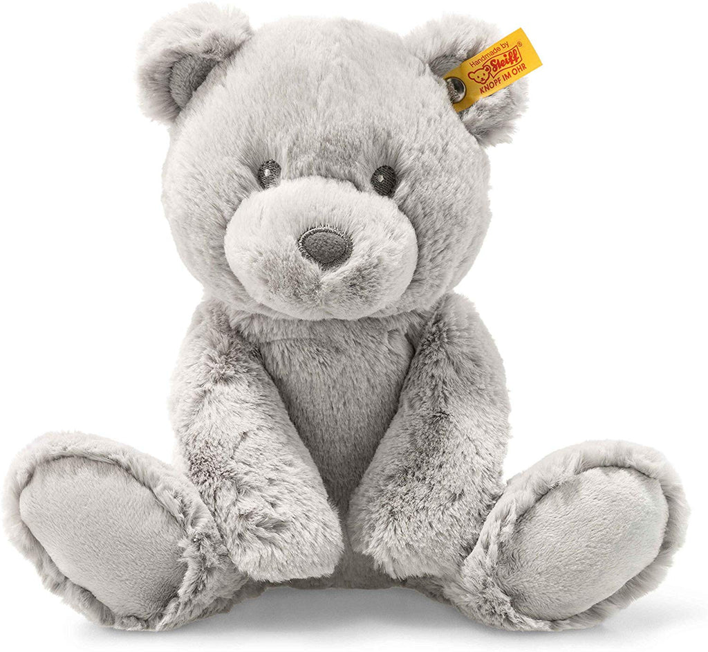 Soft Cuddly Friends: Bearzy Teddy Bear Grey