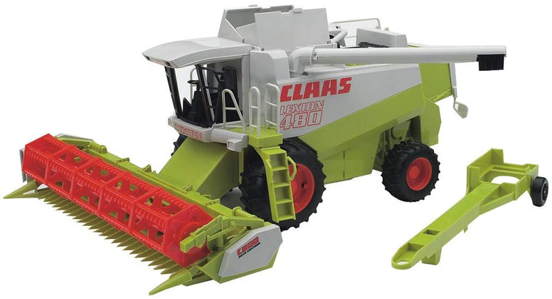 Bruder - 02120 | Bruder Claas Lexion 480 Combine Harvester TOP Pro Series Green - 02120