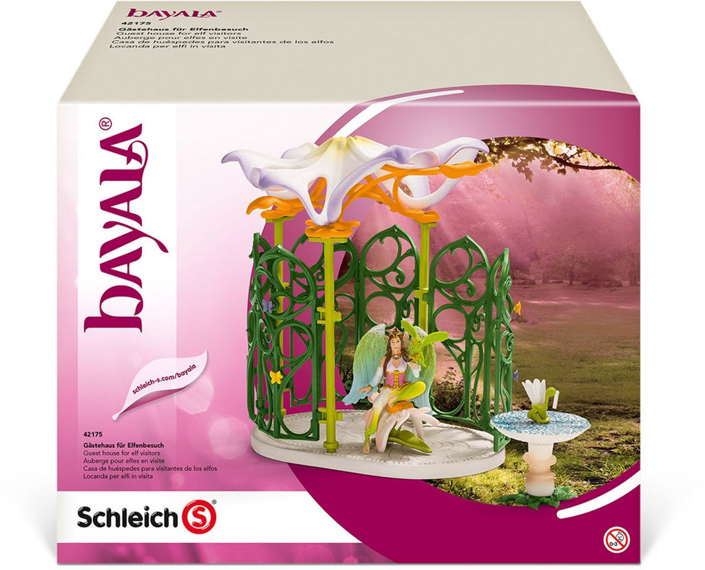 Schleich Bayala Guest House For Elf Visitors - 42175
