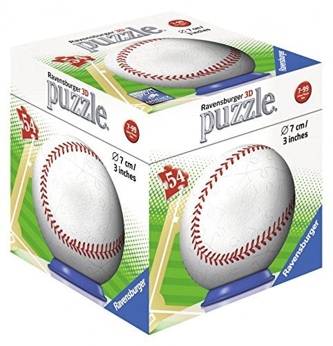 Ravensburger 54 Pieces Puzzle Ball Display Sportsball 2015 - 79530
