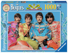Ravensburger 1000 Pieces Puzzle Beatles Sergeant Pepper - 19750