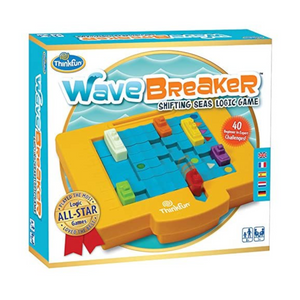 ThinkFun - 76332 | Wave Breaker
