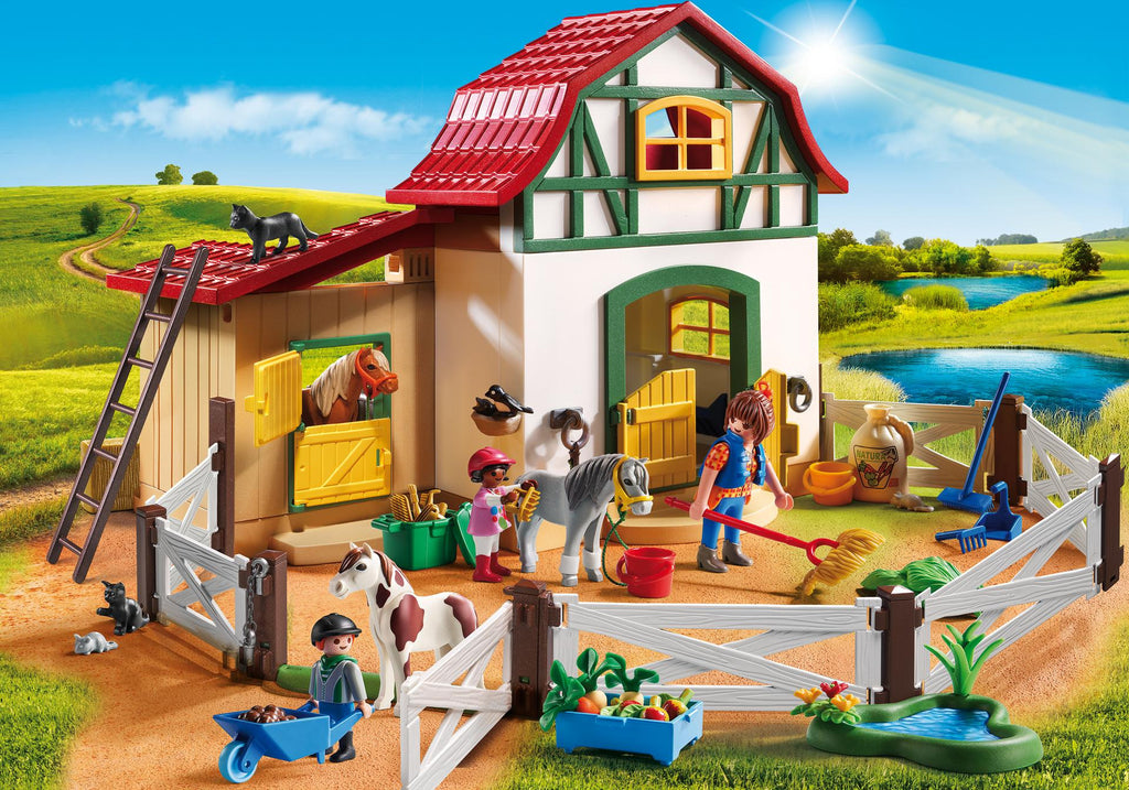 Playmobil Pony Farm - 5684