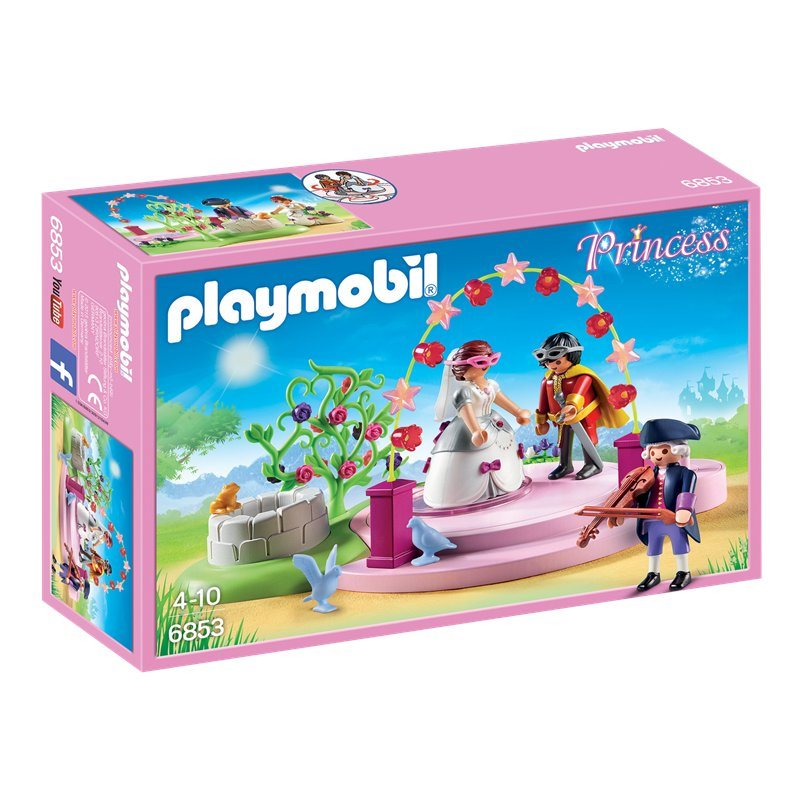 Playmobil - Princess: Masked Ball