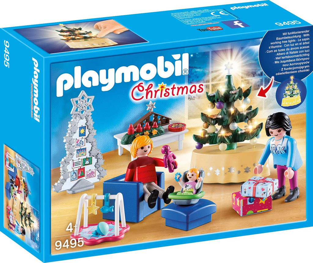 Playmobil - 9495 | Christmas: Christmas Living Room