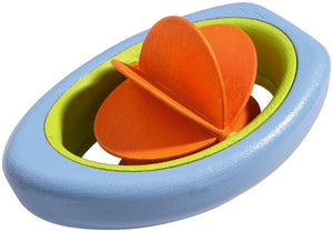 Haba - 300908 | Boating Set Bath Toy with Three Boats