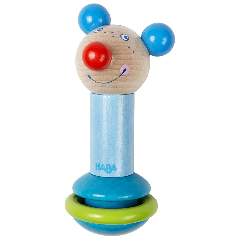 Haba - 303937 | Rod Clutching Toy - Mouse
