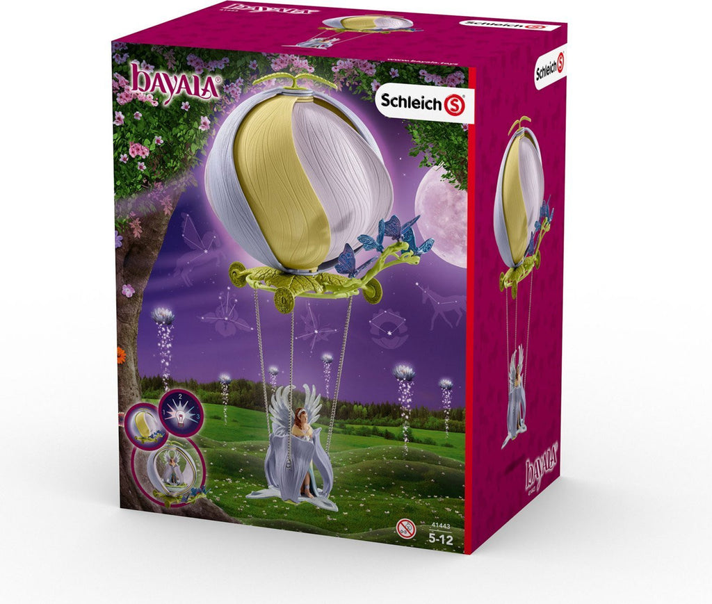Schleich Bayala Enchanted Flower Balloon With Light - 41443