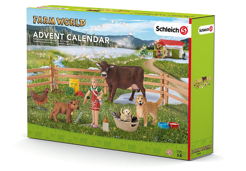 Schleich Farm Life Advent Calendar 2016 - 97335