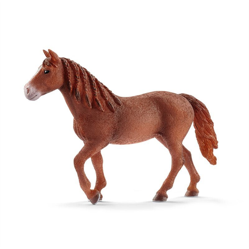 Schleich - 13870 | Farm World: Morgan Horse Mare