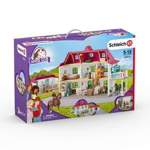 Schleich - 42416 | Horse Club: Large Horse Stable wtih House and Stable