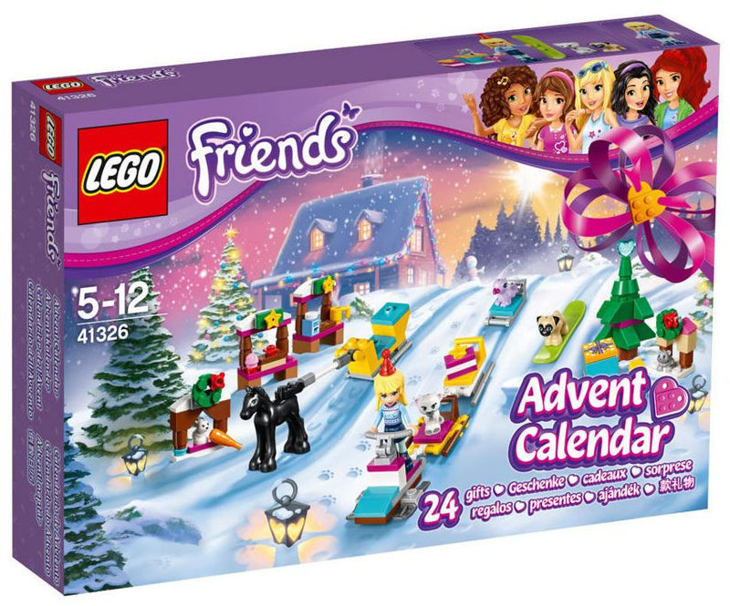 41326 LEGO Friends Advent Calendar 2017