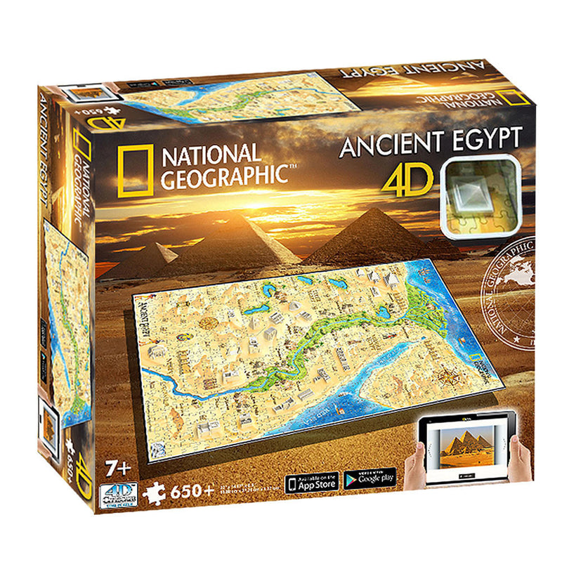 4D Cityscape NG Ancient Egypt
