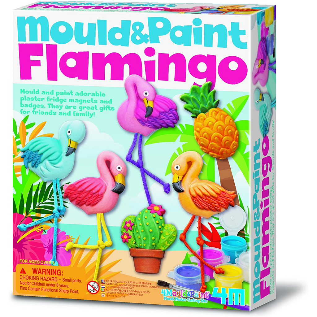 4M - 00-04736 | Mould & Paint Flamingo