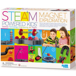 4M - 00-05535 | STEAM Powered Kids: Magnet Exploration