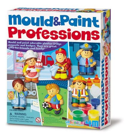 4M - P3545 | Mould & Paint: Professions