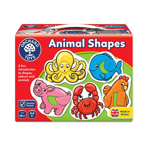 Orchard Toys - 102614 | Animal Shapes