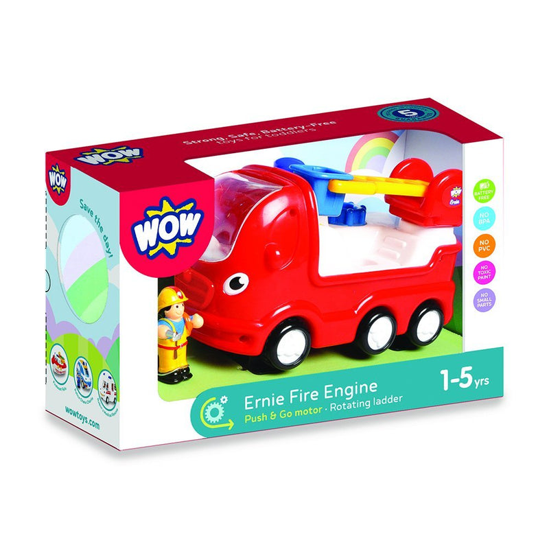 WOW Toys - 107144 | Ernie Fire Engine