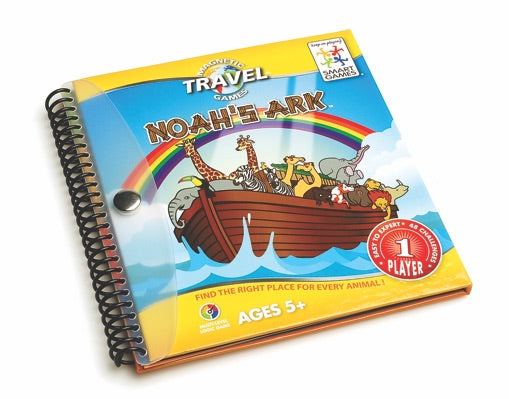 Smart Games - 516026 | Travel Game: Noah's Ark