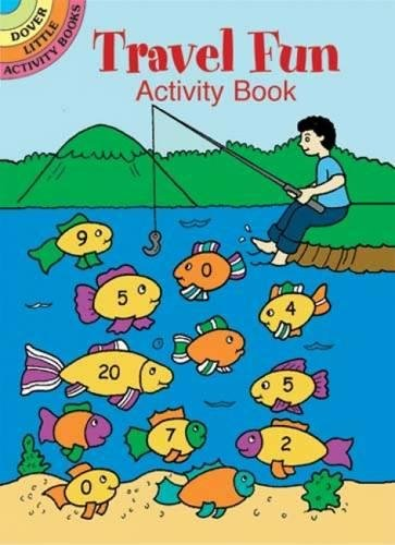 Dover Storybooks - Travel Fun Activity Book