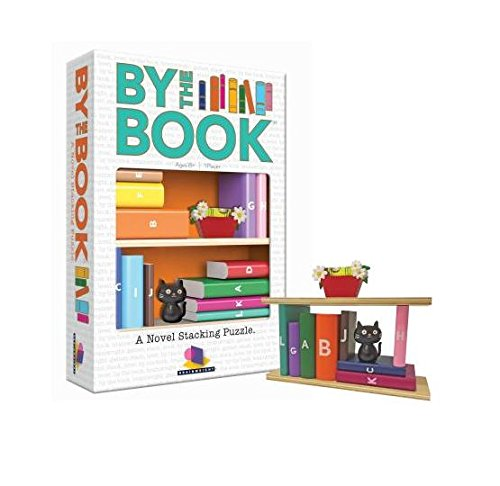 Brainwright - BW8403 | By The Book A Novel Stacking 3D Puzzle