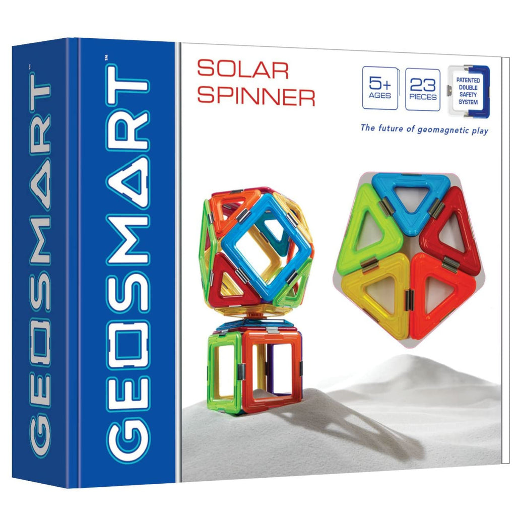 Smart Games - 249924 | Geosmart: Solar Spinner