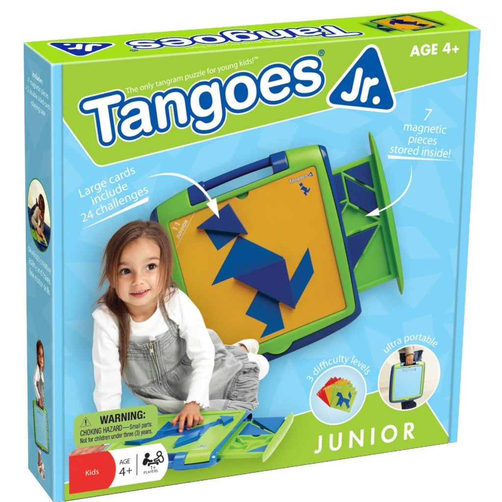 Smart Games - TG JRT001 | Tangoes Junior Magnetic Game