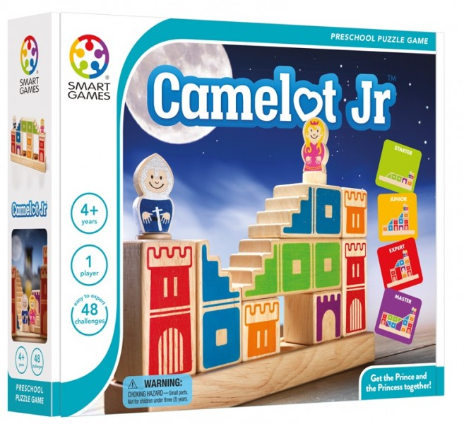 Smart Games - SG 031 | Camelot Junior