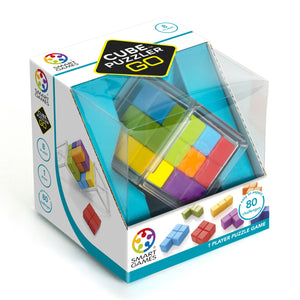 Smart Games - SG 412 | Cube Puzzler Go One Player Logic Game Educational Puzzle