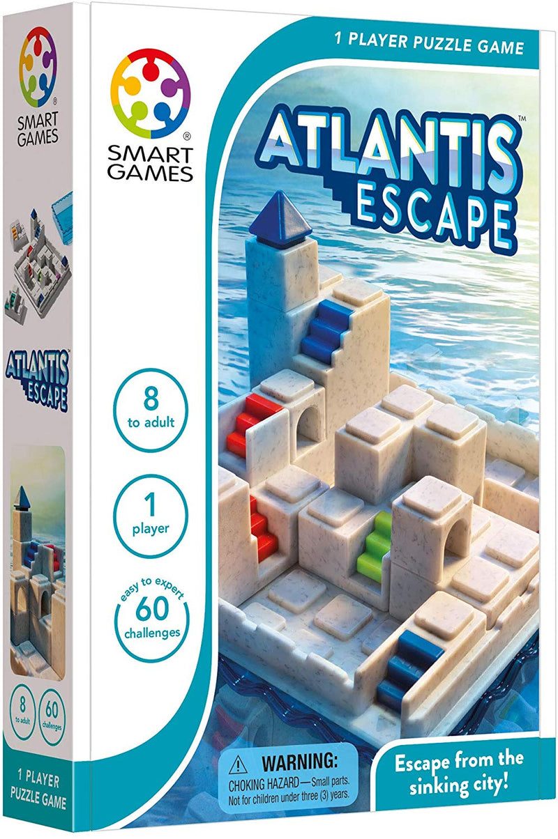 Smart Games - 522058 | Atlantis Escape Game