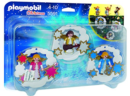 Playmobil - 5591 | Christmas: Christmas Angel Ornaments Set