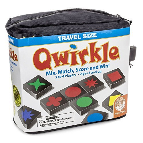 MindWare - MW-52132 | Travel Qwirkle