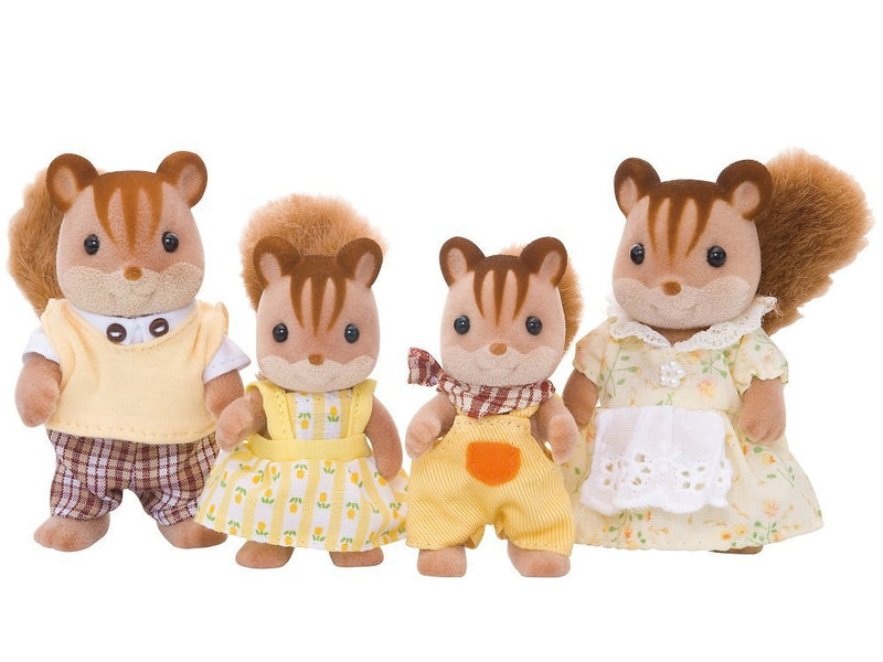 Calico Critters - CF1480 | Hazelnut Chipmunk Family