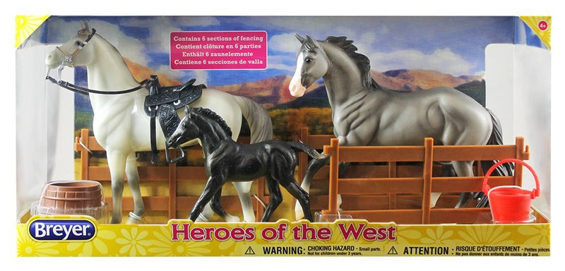 Breyer - 16098 | Classics: Heroes Of The West