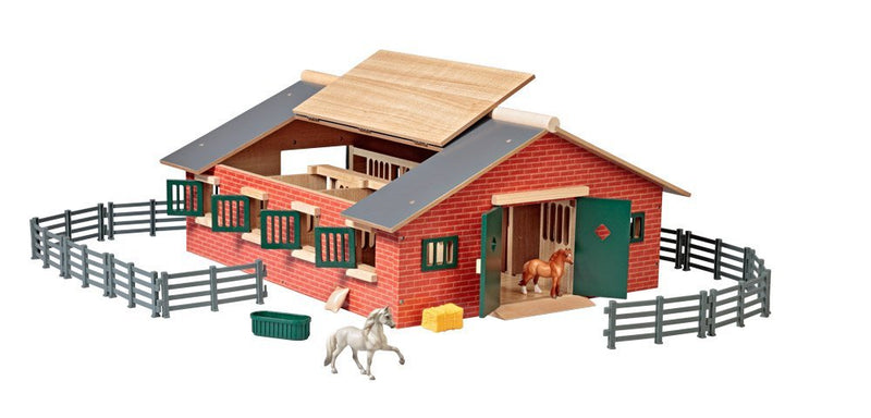 Breyer - 59209 | Stablemates: Deluxe Stable Set