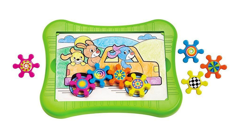Kidoozie - G02519 | Color N Spin Gears Set