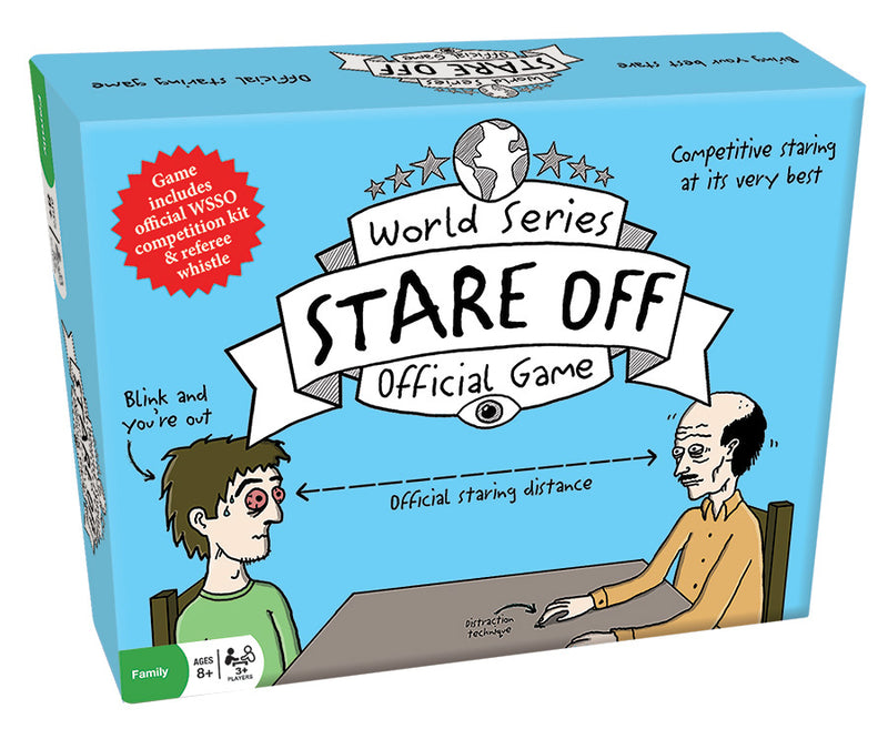 Outset Media - 10957 | World Series - Stare Off (Official Game)