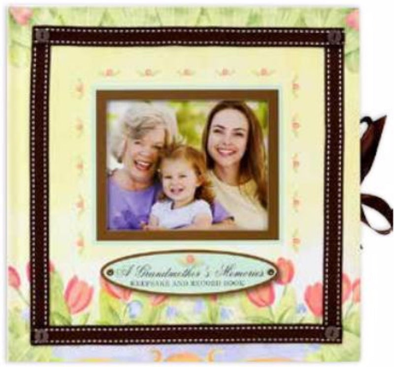 Spice Box Keepsake Albums A Grandmother's Memories - 67508