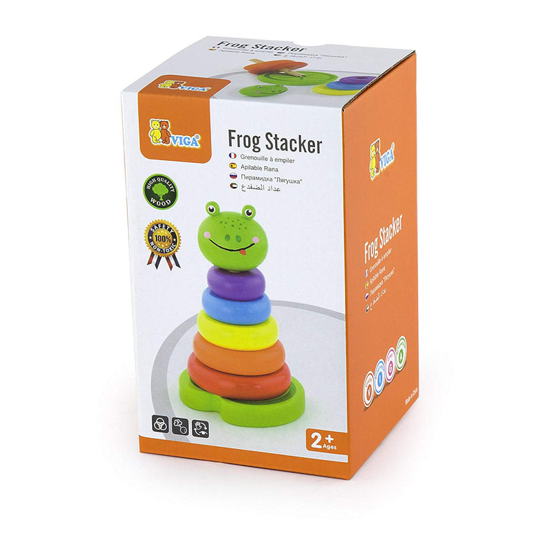 VIGA - 502584 | Frog Stacker