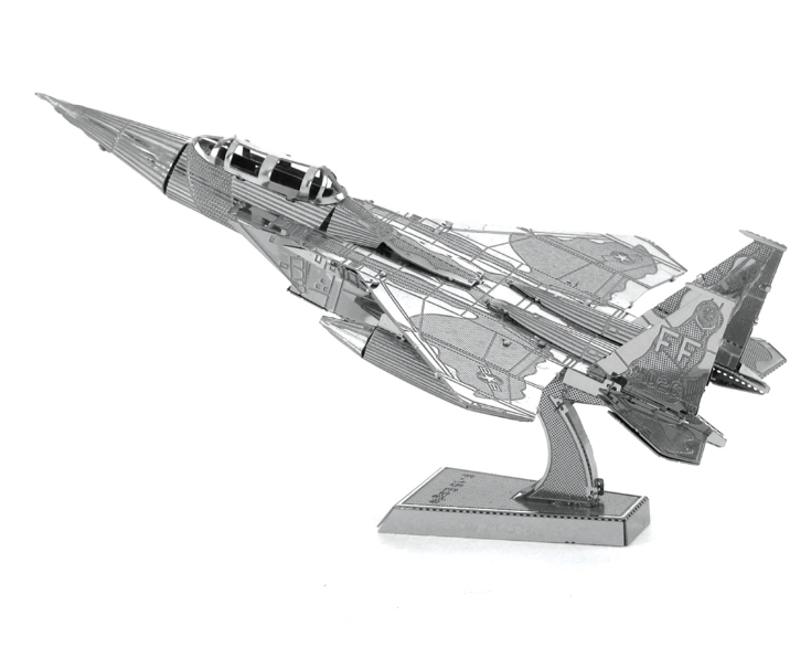Metal Earth: Boeing F-15 Eagle