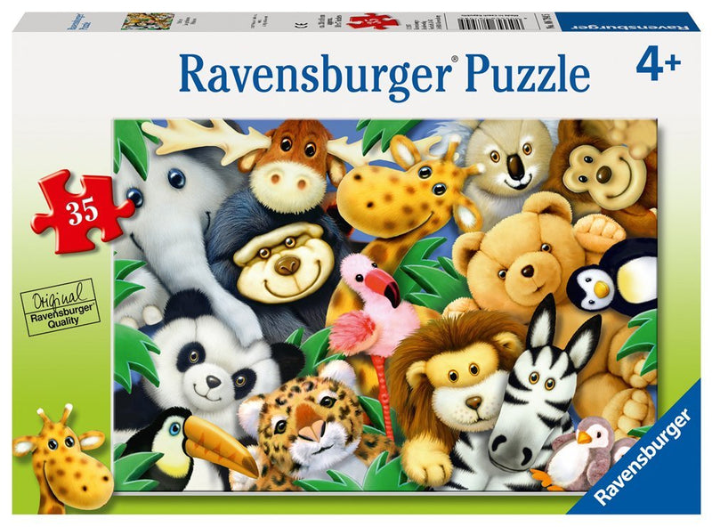 Softies 35 Pieces Puzzle