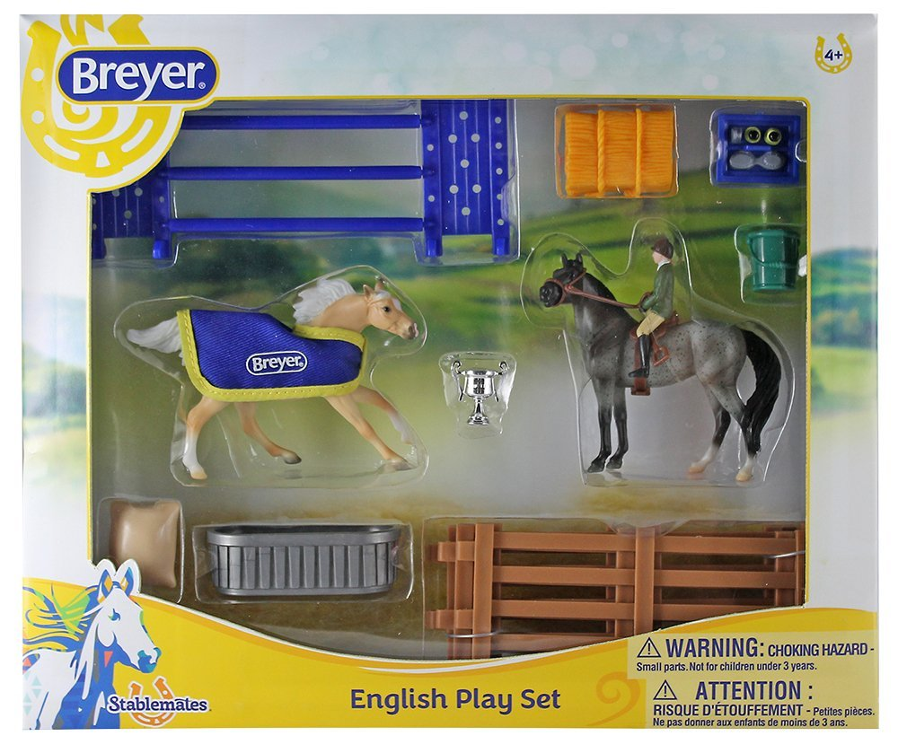 Breyer 2460 leather English Dressage Bridle very well done traditional size /</>/<