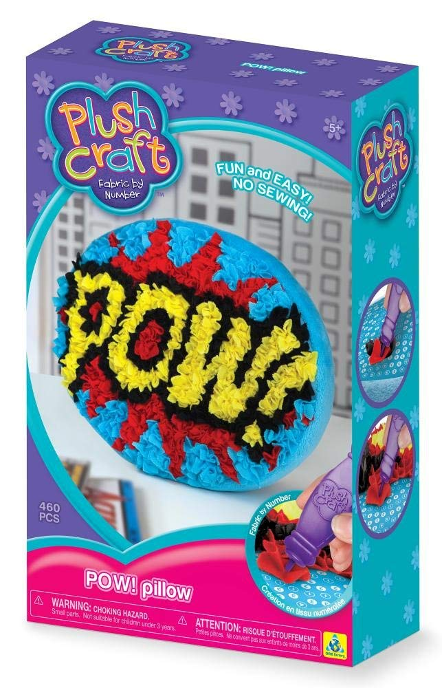 Orb Factory - ORB 74708 | PlushCraft: POW Pillow Craft
