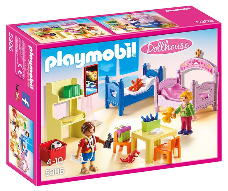 Playmobil - 5306 | Dollhouse: Children's Room